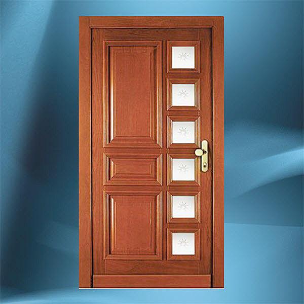 puertas de vidrio y madera compa ia constructora mi